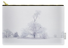 Carry-all Pouch featuring the photograph The Eldar Tree by Dustin LeFevre
