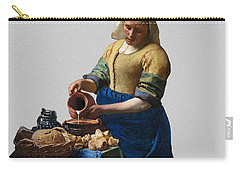The Elegance Of The Kitchen Maid Carry-all Pouch