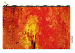 The Elements Fire #1 Carry-all Pouch
