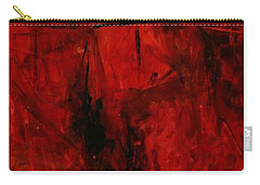 The Elements Fire #3 Carry-all Pouch