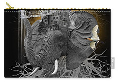 The Elephant Kingdom Carry-all Pouch