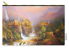 The Elves Kingdom Carry-all Pouch