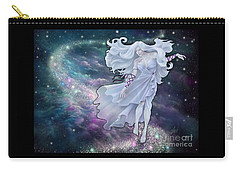 Carry-all Pouch featuring the digital art The Emancipation Of Galatea by Amyla Silverflame