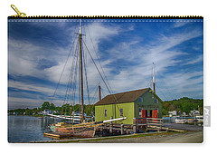 The Emma C. Berry, Mystic Seaport Museum Carry-all Pouch
