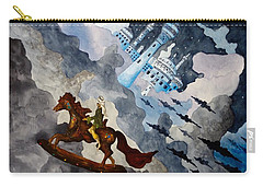 The Enchanted Horse Carry-all Pouch