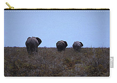 The End Carry-all Pouch by Ernie Echols