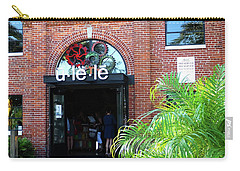 The Entrance At Ulele Carry-all Pouch by Judy Wanamaker