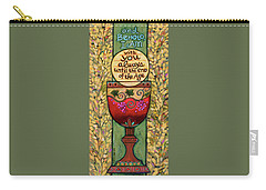 The Eucharist Carry-all Pouch