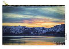 The Evening Colors Carry-all Pouch