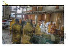 Carry-all Pouch featuring the digital art The Experiment  by Nathan Wright