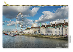The Eye London Carry-all Pouch by Adrian Evans