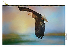 The Eye Of The Eagle Carry-all Pouch