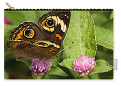 The Eyes Are Watching Carry-all Pouch by Steven Parker