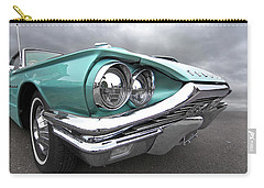 The Eyes Have It - 1964 Thunderbird Carry-all Pouch by Gill Billington
