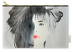 The Face - Digitalart Carry-all Pouch