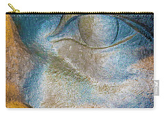 The Face Is A Picture Of The Mind With The Eyes As Its Interpreter. Cicero Carry-all Pouch