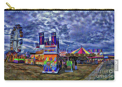 Carry-all Pouch featuring the photograph The Fair by Dave Luebbert