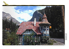 The Fairy Tale House  Carry-all Pouch