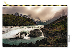 The Falls Carry-all Pouch by Andrew Matwijec