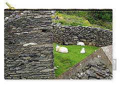 Carry-all Pouch featuring the photograph The Family by Patricia Griffin Brett