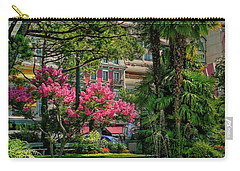 Carry-all Pouch featuring the photograph The Fancy Swiss South-west by Hanny Heim