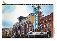 The Fargo Theater Carry-all Pouch
