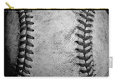Carry-all Pouch featuring the photograph The Fastball by David Patterson