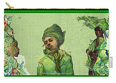 The Fauns Carry-all Pouch