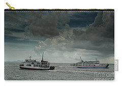 The Ferries Carry-all Pouch by Michelle Meenawong
