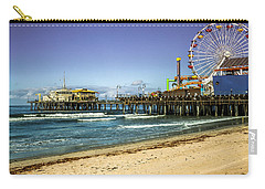 The Ferris Wheel - Santa Monica Pier Carry-all Pouch