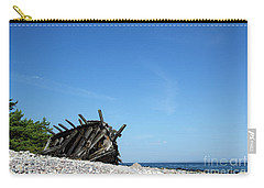 Carry-all Pouch featuring the photograph The Final Rest by Kennerth and Birgitta Kullman