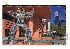 The Firebird At The Bechtler Museum In Charlotte Carry-all Pouch
