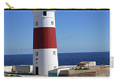 The First And Last Lighthouse On The Continent Of Europe Carry-all Pouch