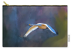 Carry-all Pouch featuring the photograph The First One 2018 #h4 by Leif Sohlman