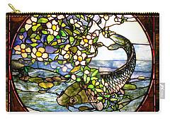 The Fish Carry-all Pouch by Joseph Skompski