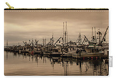 The Fishing Fleet Carry-all Pouch by Tony Locke