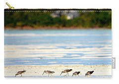 The Five Sandpipers Carry-all Pouch