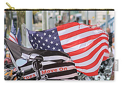The Flags Of Heroes Carry-all Pouch