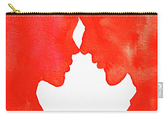 The Flame Of Love Carry-all Pouch