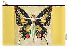 The Flapper Carry-all Pouch by Pg Reproductions