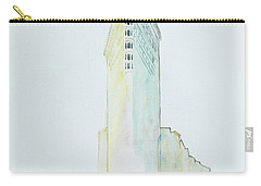 The Flat Iron Building Carry-all Pouch