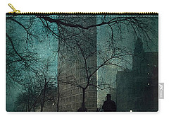 The Flatiron Building Carry-all Pouch