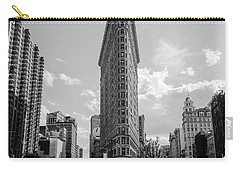 The Flatiron Building New York Carry-all Pouch