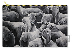 Flock 17 Carry-all Pouch by Jean Cormier