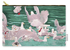 The Flock Carry-all Pouch by Joe Burns