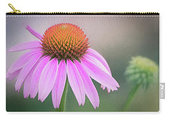 Carry-all Pouch featuring the photograph The Flower At Mattamuskeet by Cindy Lark Hartman