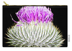 The Flower Of Scotland Carry-all Pouch