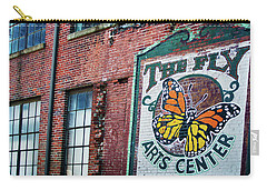 The Fly Arts Center Carry-all Pouch