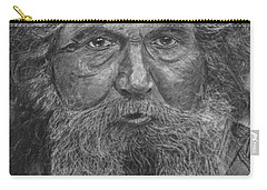 The Folk Singer Carry-all Pouch
