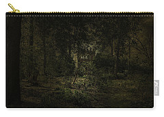 Carry-all Pouch featuring the photograph The Folly by Ryan Photography